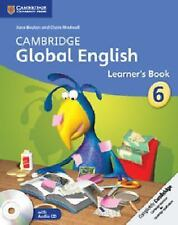 Cambridge Global English Stage 6 Learner's Book with Audio CDs (2) (Cambridge In