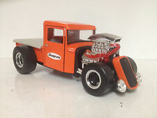 "1:18 1934 ""FORD PICK-UP Snap on, Road Signature, modificato, codice 3 Tuning, Diecast"