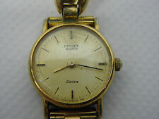 ANCIENNE MONTRE CITIZEN SEVEN - MONTRE FEMME - VINTAGE WATCH