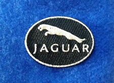 """JAGUAR  auto car   iron on embroidered PATCH PATCHES  - 2.3"""" X 1.7"""" Sports"""