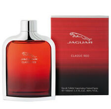 JAGUAR CLASSIC RED by Jaguar edt Spray for Men 3.3 / 3.4 oz NEW in BOX