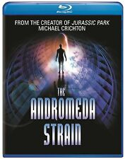 THE ANDROMEDA STRAIN Blu Ray 1970 Arthur Hill, David Wayne Brand New Sealed
