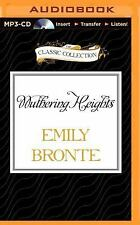 Wuthering Heights by Emily Brontë (2015, MP3 CD, Unabridged)