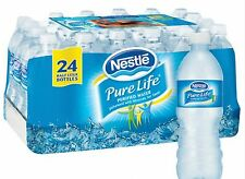 2 Cases Of Nestle Pure Life Bottled Purified Water, 16.9 oz Bottles, 24/Case