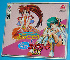 Pia Carrot & Can Can Bunny Extra DX - Nec PC-FX - JAP Japan