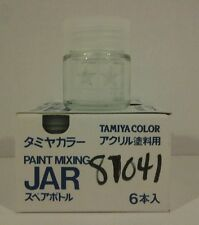 Tamiya paint mixing jar. 23ml.