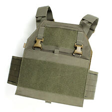 "Velocity Systems Light Weight Plate Carrier ""LWPC"" S/M w/ M Cummerbund GREEN"