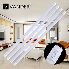 4PCS 18W T8 LED Tube Lamp 4ft Fixture Fluorescent 120cm G13 Tube Bulb Light