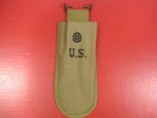 WWII US Army Canvas Wire Cutter Belt Pouch Dated 1942 - Khaki Color - Unissued