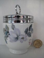 ROYAL WORCESTER KING SIZE EGG CODDLER JUNE GARLAND