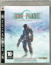 LOST PLANET: EXTREME CONDITION GAME PS3 (conditions) ~ NEW / SEALED