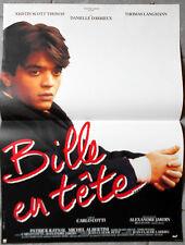 Affiche BILLE EN TETE Danielle Darrieux THOMAS LANGMANN 40x60cm