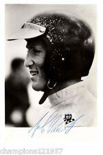 Jochen Rindt ++Autogramm++Formel 1 Weltmeister++