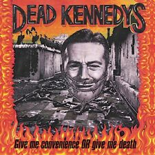 Dead Kennedys GIVE ME CONVENIENCE 140g GATEFOLD New Sealed LET THEM EAT VINYL LP