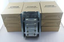 279838  Dryer Heater Heating Element Coil Assembly 10 Pack
