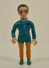 """1992 Brains 3.5"""" Marionette Action Figure Thunderbirds by Matchbox"""