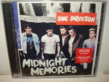 One Direction - Midnight Memories, Audio CD New Sealed