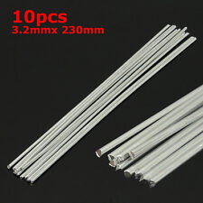 New 10Pcs Low Temperature Alumaloy Aluminum Repair Rods 3.2mmx230mm