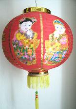 Très joli lampion chinois décoré