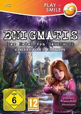 ENIGMATIS * DER NEBEL VON RAVENWOOD * WIMMELBILD-SPIEL  PC DVD-ROM