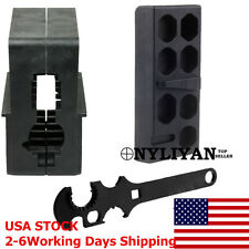 Combo Lower & Upper Vise Block & Wrench Tool Kit For AR15 Gunsmith Armorer's