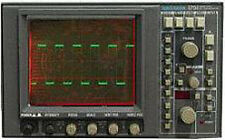 Tektronix 1751 Vecteurscope Waveform Vector SCH Monitor PAL