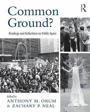 The Metropolis and Modern Life: Common Ground? : Readings and Reflections on...
