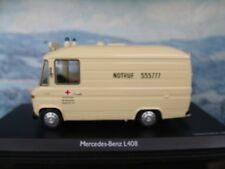 1:43  Schuco (Germany) Mercedes-Benz L 408 Ambulance