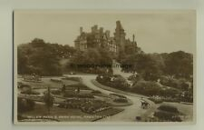 tp6203 - Lancs - Great View of Miller Park & the Park Hotel in Preston- Postcard