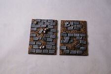 50X75mm Paved Scenic resin bases X1  sci-fi-fantasy by Daemonscape