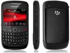 BlackBerry Curve 8520 - Black (Unlocked)Smartphone-Excellent