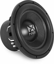 "NVX Audio VCW122 2000W 12"" Dual 2 ohm VC Series Car Subwoofer/Sub Woofer"