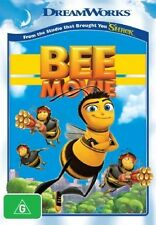 Bee Movie (DVD) New & Sealed - Dreamworks Animation - Jerry Seinfeld
