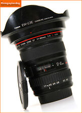Canon EF 17-40mm F4L F4 L Series  USM Wide Angle Zoom Lens Free UK Postage