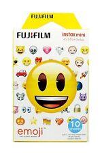 10 Sheet Photo Fujifilm Instax Emoji  Instant Film Mini 7 7s 8 10 20 25 50