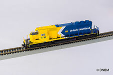 Bowser Ontario Northland ONR SD40-2 #1733 Locomotive (White Chevron) - DC - HO