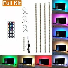 Topled Light® LED TV USB Backlight Light Kit,Computer RGB LED Light Strip Min...