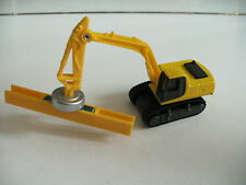 Tomica Komatsu Power Shovel PC200 Galeo Metal Collector in Yellow (made in China
