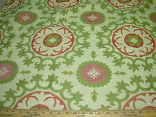 "~4 2/8 YDS~""MODERN SUZANI""~CHIC WOVEN UPHOLSTERY FABRIC FOR LESS~"