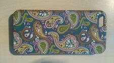 Iphone 5 Pretty Green Paisley Green phone case
