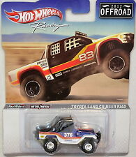 HOT WHEELS 2012 RACING OFF-ROADS TOYOTA LAND CRUISER FJ40