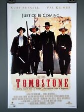 """Tombstone""Large Movie Poster, Kilmer, Russell, Elliott"
