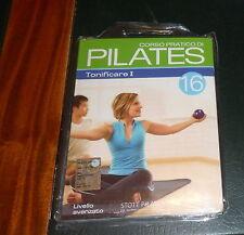 PILATES (Corso Pratico) DVD *TONIFICARE I* *NUOVO/SIGILLATO e PERFETTO**