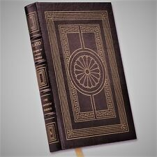 Plato: Dialogues on Love and Friendship (Easton Press) LEATHER, GILT EDGES