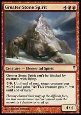 Greater Stone Spirit FOIL NM Coldsnap MTG Magic Cards Red Uncommon