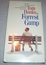 Forrest Gump (Vhs, 1995) Tom Hanks, New and Sealed!