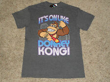 It's On Like Donkey Kong Nintendo Men's T-Shirt S (New)