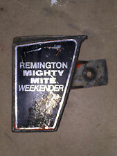 Remington Mighty Mite Weekender 34cc Chainsaw Clutch Cover
