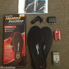 ThermaCell ProFlex Heated Insoles Medium Med M Size (M 5.5-7) (W 6.5-8) - HW20-M