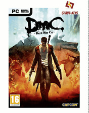 Devil May Cry DMC Steam Key Pc Game Code Download Global [Blitzversand]